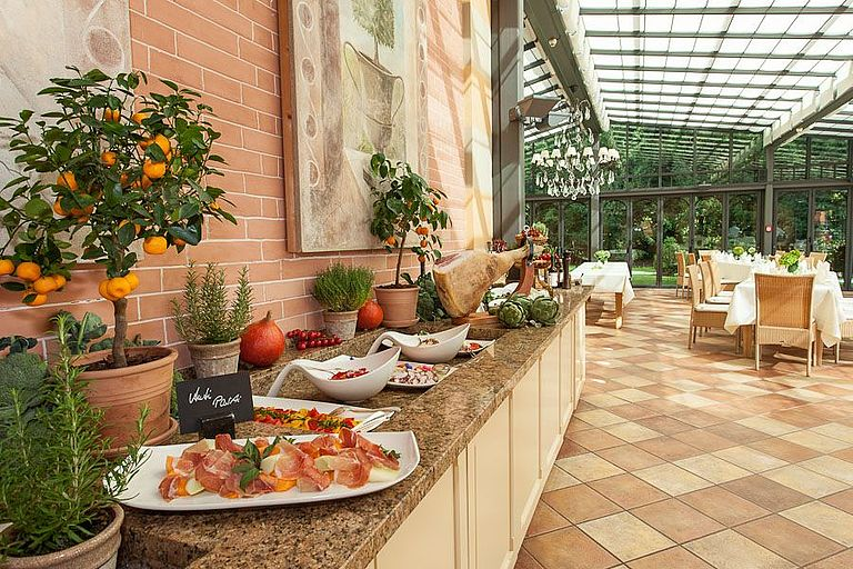 Vital Lunch Buffet € 42.- p.P.